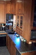 Click to view larger photo of high-quality craftsmanship custom kitchen cabinets
