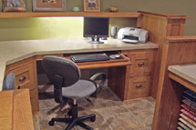 Link to Home Office Custom Furniture
